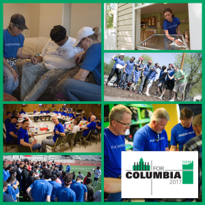 Join the ForColumbia Prayer Team